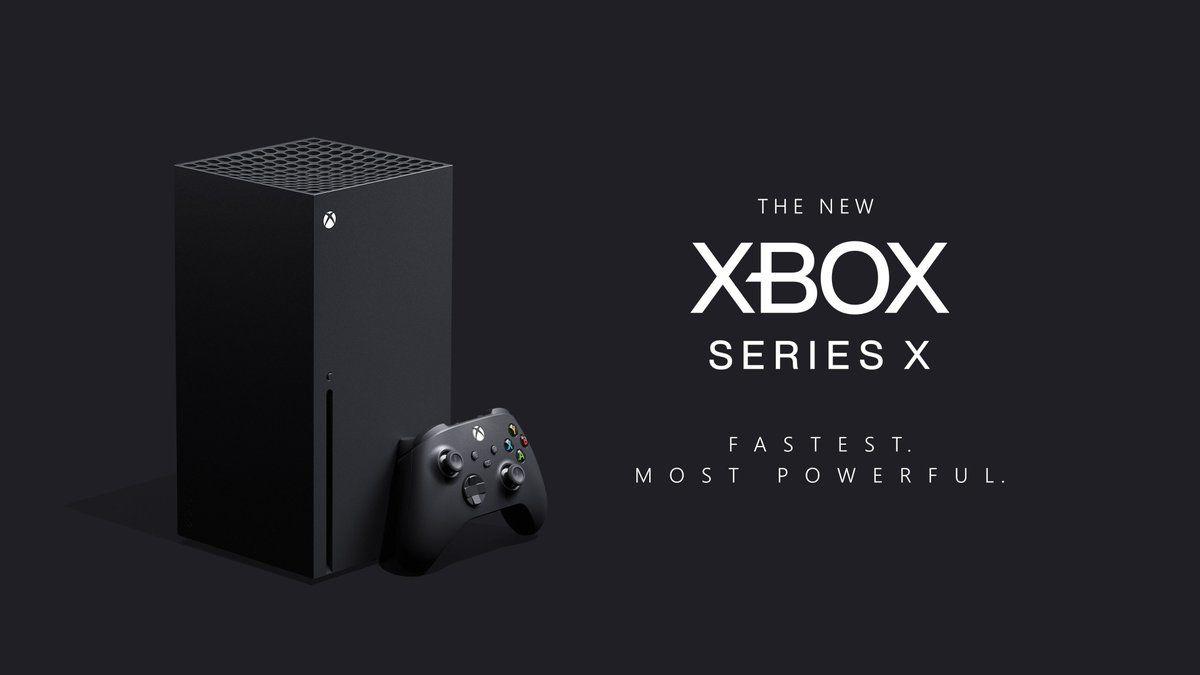 "Xbox Series X: Microsoft registra lo slogan ""Power Your Dreams"""