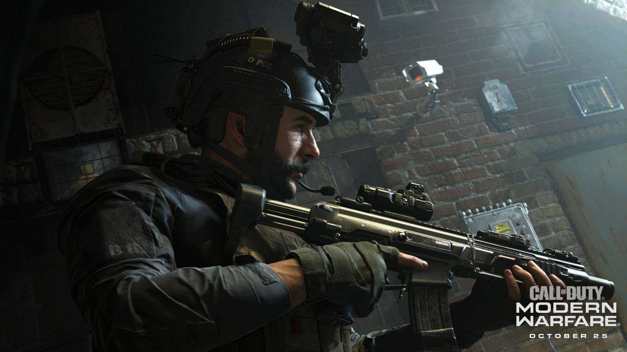 Cod Modern Warfare