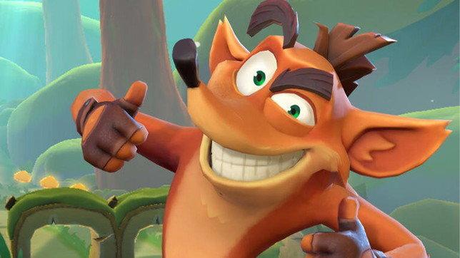 Crash Bandicoot: in arrivo su dispositivi mobile
