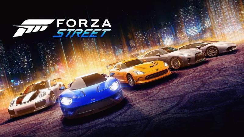 Forza Street: disponibile al download per Android e iOS