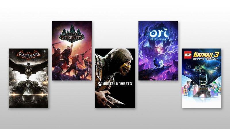 Project xCloud: disponibili altri cinque fantastici giochi