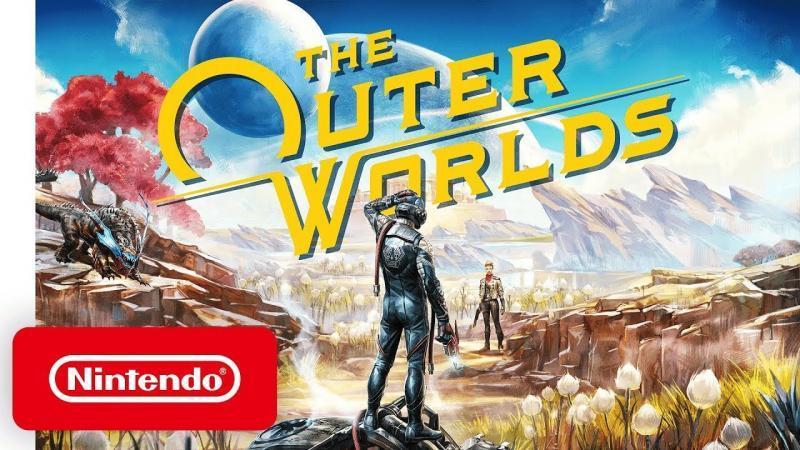 The Outer Worlds: è ora disponibile al preordine per Switch