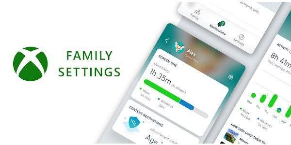 Xbox Family Settings: è la nuova App Xbox per gestire la famiglia