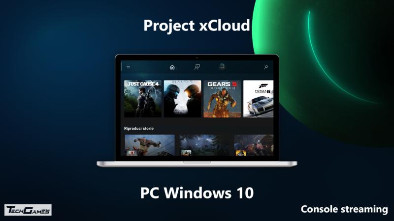 Guida: Come utilizzare Project xCloud su PC Windows 10