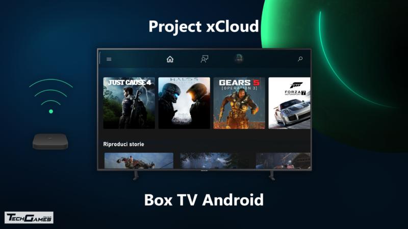 Guida: come Installare Project xCloud su Box-Tv Android
