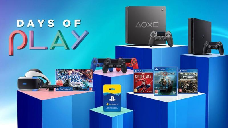 Days of Play: ecco gli sconti sul Playstation Store