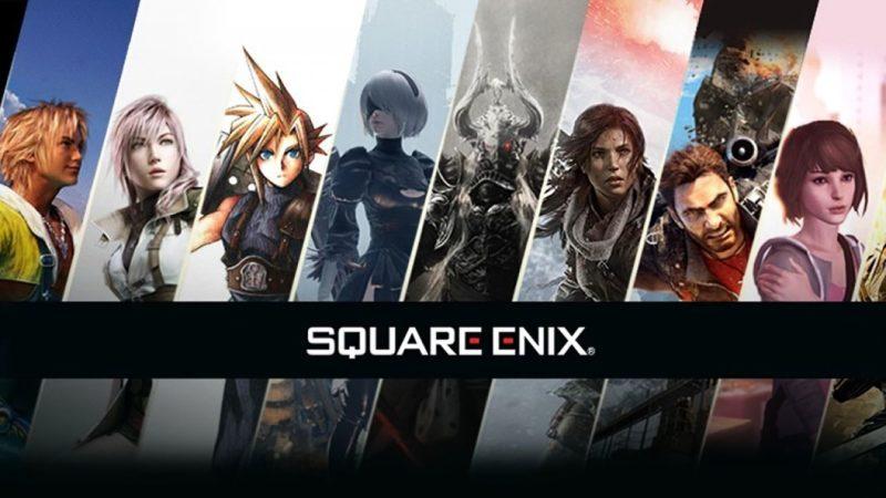 Square Enix: annuncerà nuovi giochi tra Luglio e Agosto