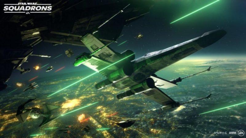 Star Wars: Squadrons non avrà microtransazioni