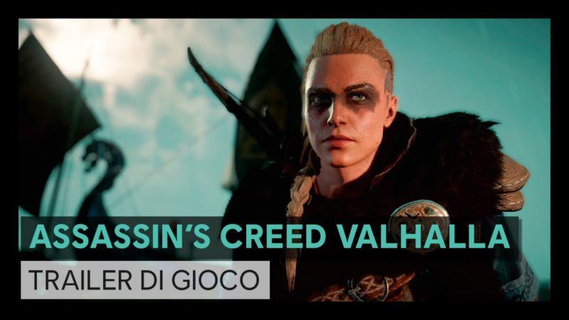 Assassin's Creed: Valhalla data e Gameplay su Xbox Series X