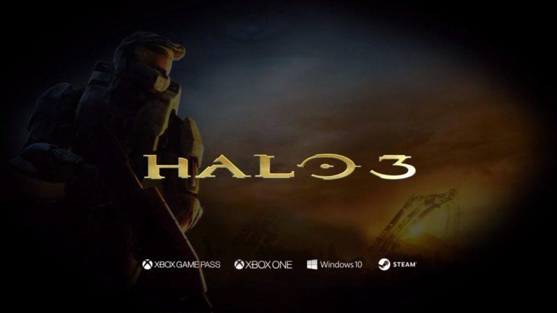 Halo 3: disponibile su PC dal 14 Luglio