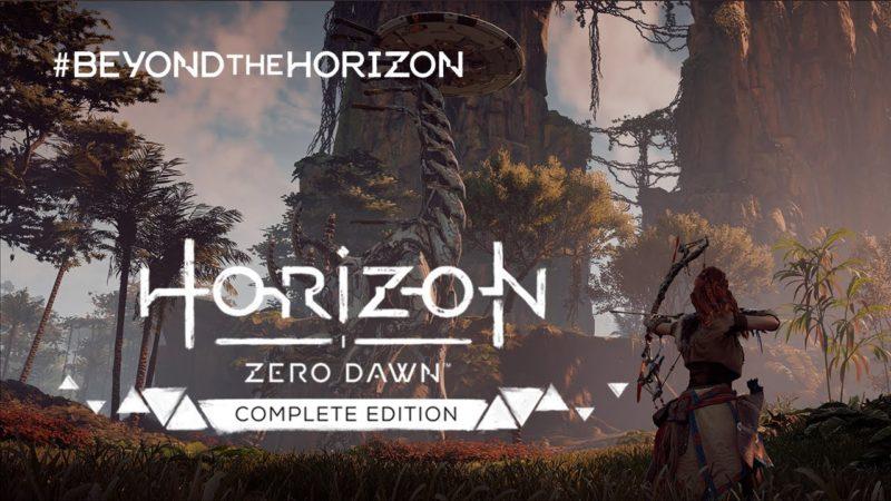 Horizon Zero Dawn: in arrivo su PC il 7 Agosto