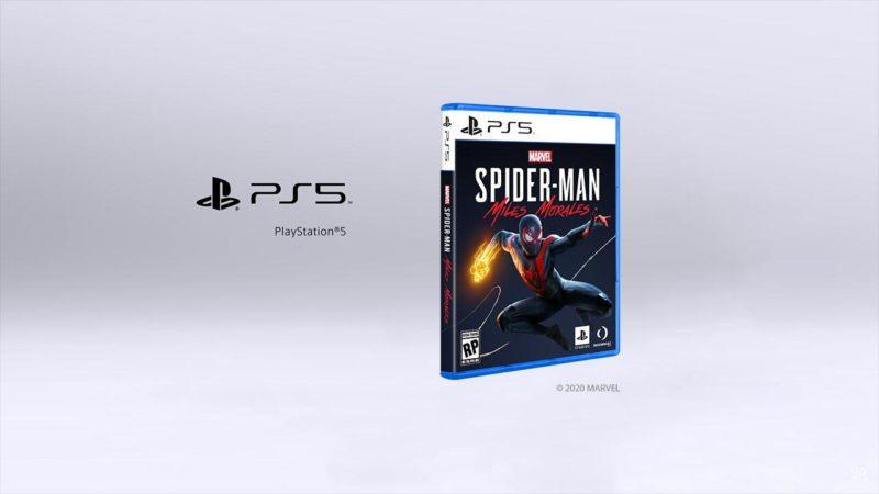 PS5: Sony presenta il design delle custodie dei giochi