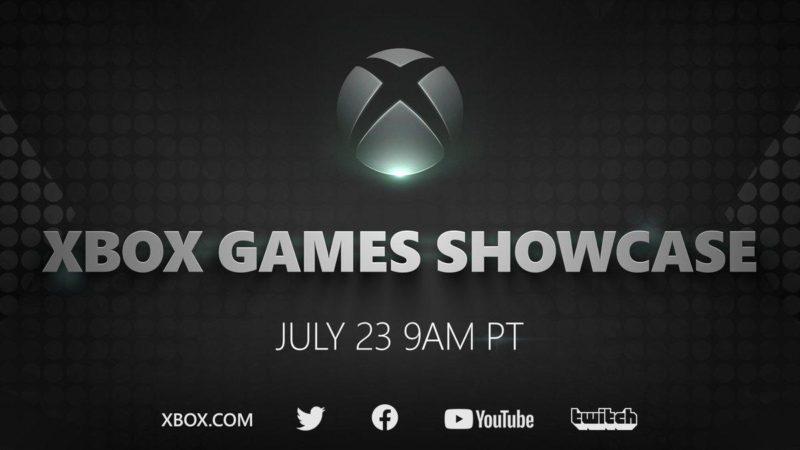 Xbox Games Showcase: confermato per il 23 Luglio!