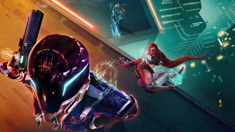 Hyper Scape: è il nuovo Battle Royale targato Ubisoft