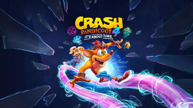 Crash Bandicoot 4: un leak svela la versione Switch
