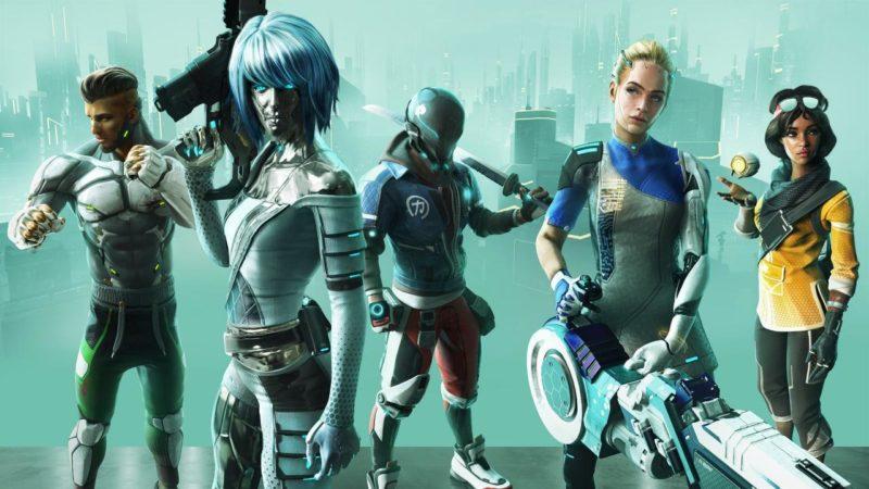 Hyper Scape: in arrivo l'11 Agosto su Xbox One