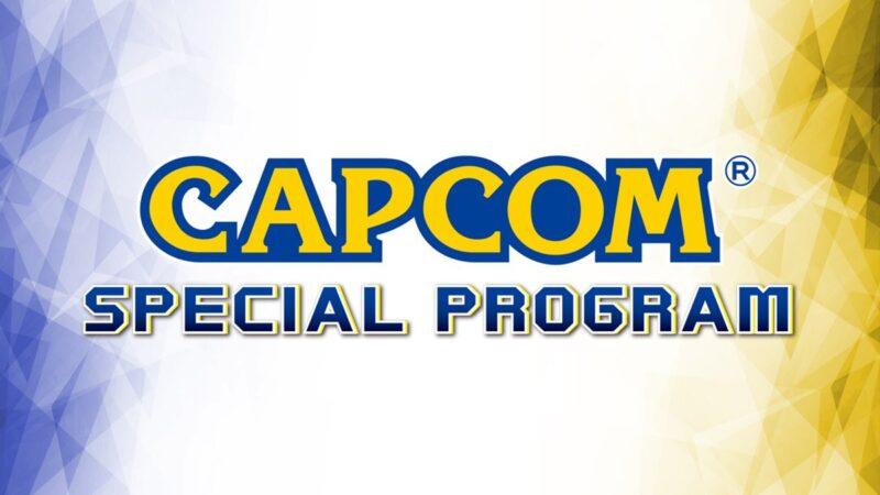 Capcom Special Program: seguite l'evento insieme a noi