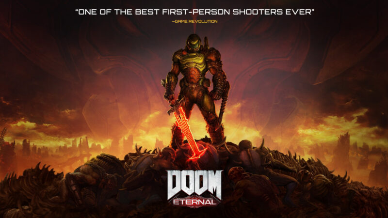 DOOM Eternal: arriva su Xbox Game Pass l'1 Ottobre