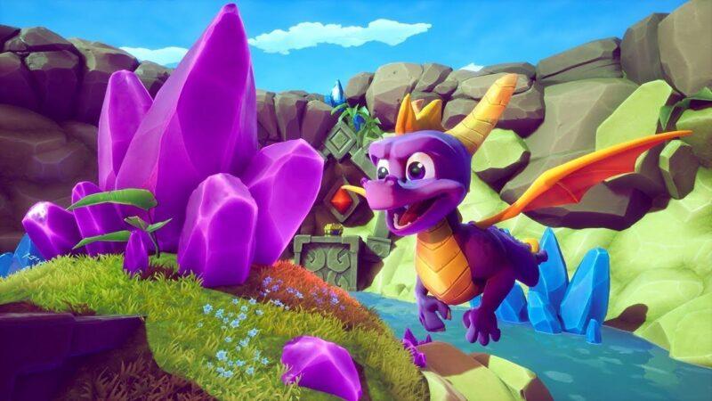 Spyro 4: potrebbe essere in sviluppo