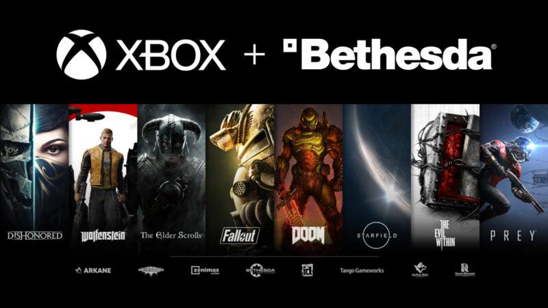 Xbox Game Studios: Microsoft acquisisce Bethesda!