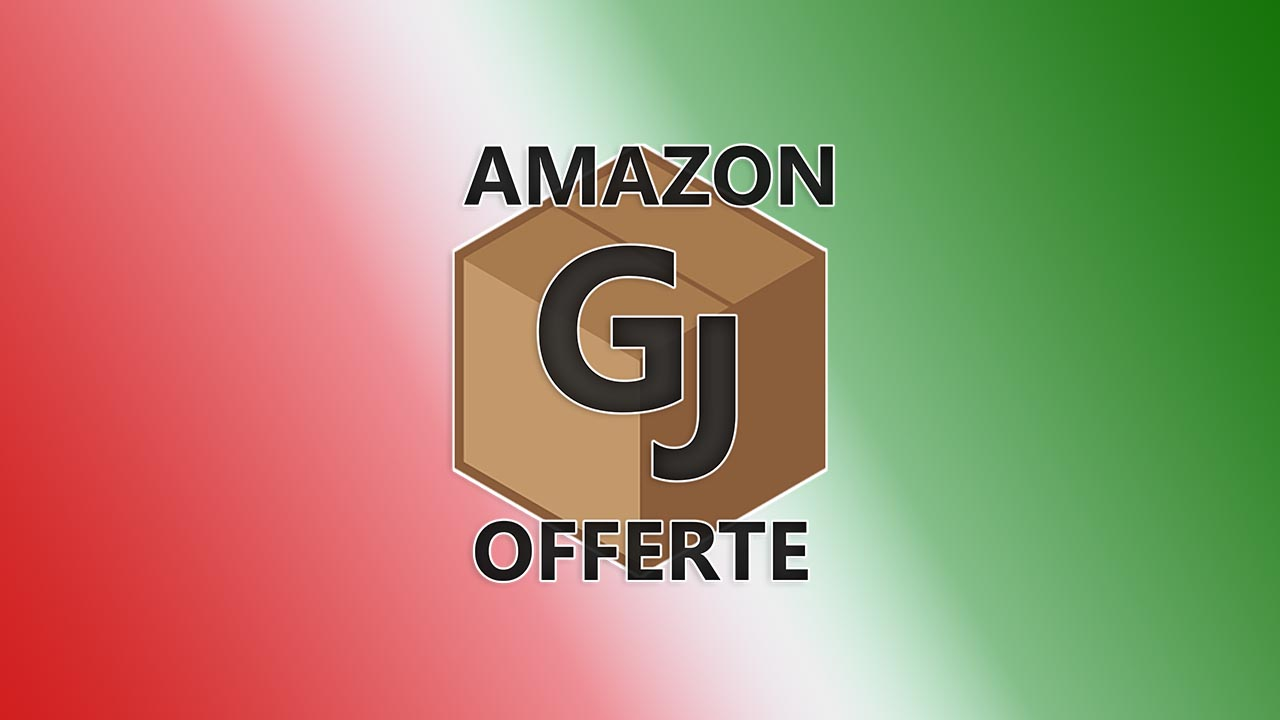 📦 AMAZON G•J OFFERTE 🇮🇹   Canale Telegram