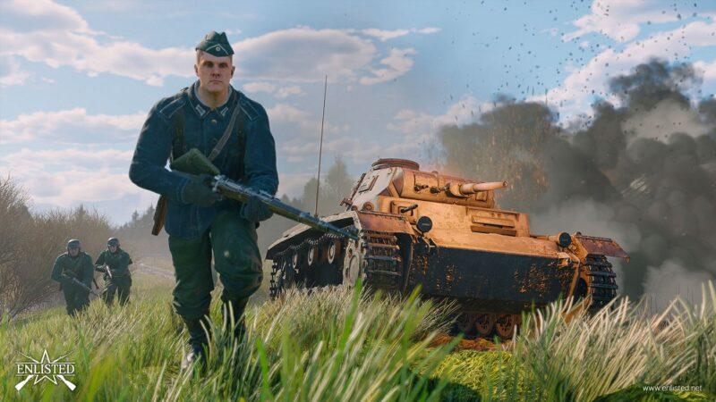 Enlisted: è il nuovo MMO-FPS in arrivo al lancio di Xbox Series X