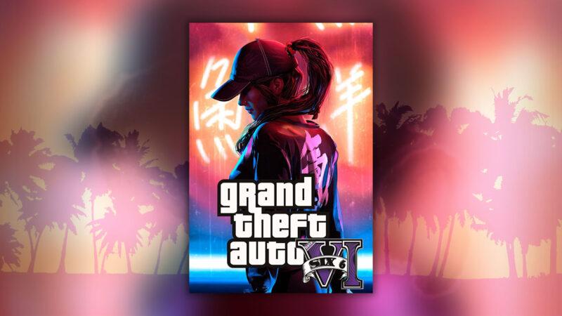 GTA 6: spunta online la presunta mappa di gioco