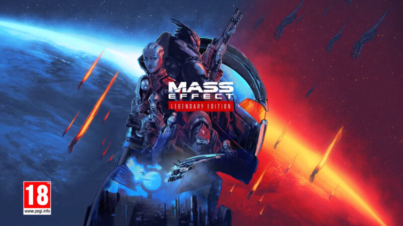 Mass Effect: Legendary Edition in arrivo nel 2021
