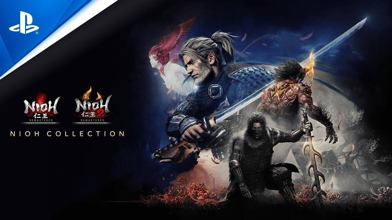 The Nioh Collection: in arrivo su PS5 e PC